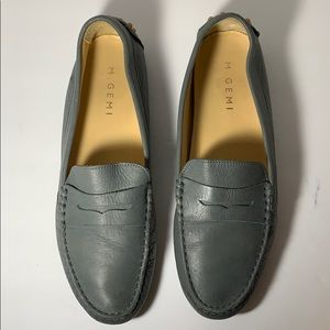 M.Gemi The Pastoso Leather Moccasins loafers